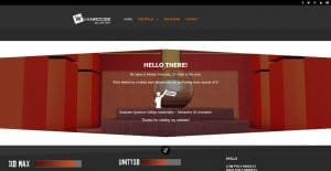 Wesley-Vanroose-3D-Artist-website-by-LogoLogics