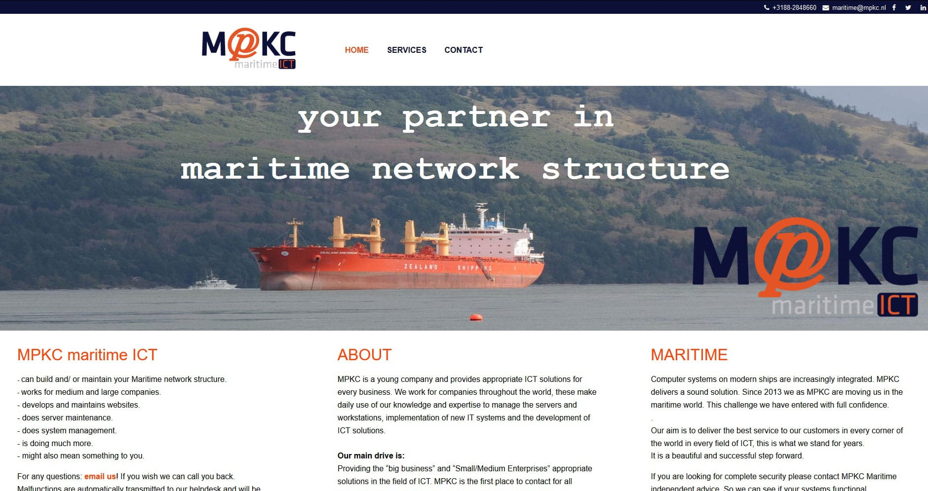 MPKC Maritime ICT