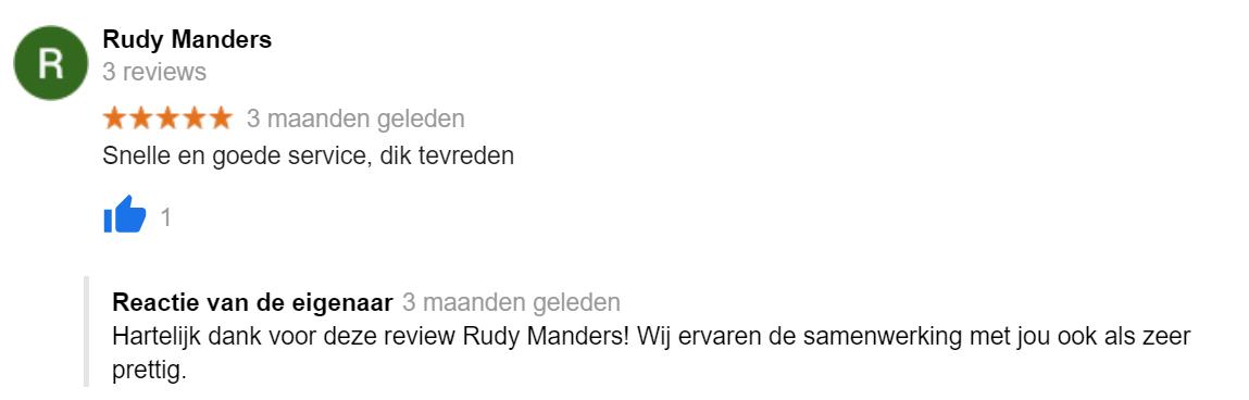 KLANTEN VERTELLEN OVER LOGOLOGICS RUDY MANDERS