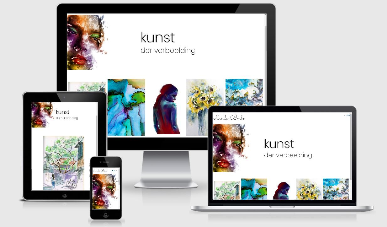 website kunst